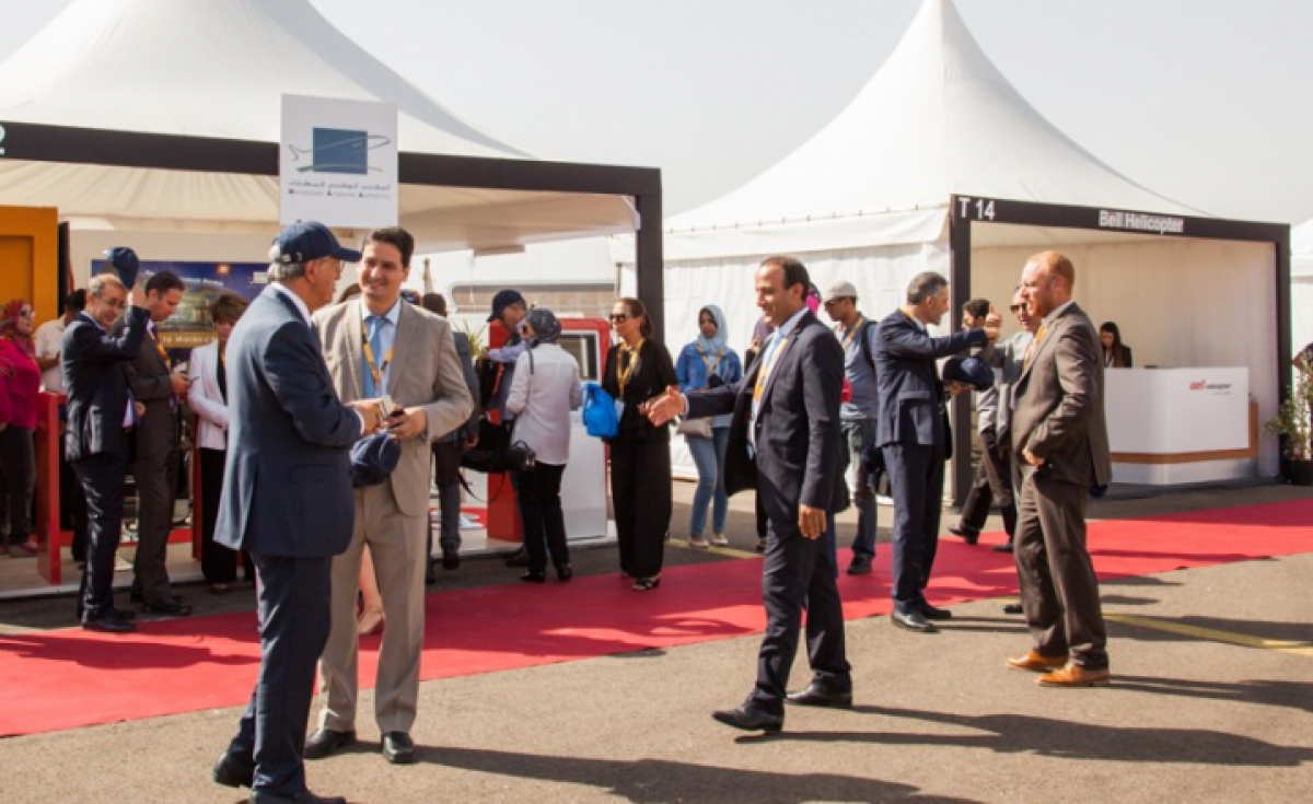 MEBAA, Morocco, Business aviation, Trade show