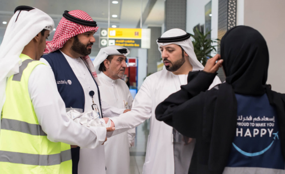 Abu Dhabi International Airport (AUH) has welcomed more than 4.5 million passengers during the summer months.
