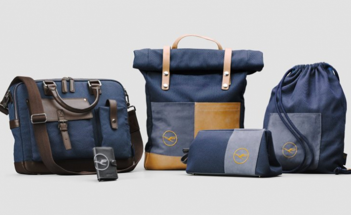 Lufthansa, Airlines, Upcycling, Airbus, A340-600 D-AIHO, Lifestyle collection, Miles and more