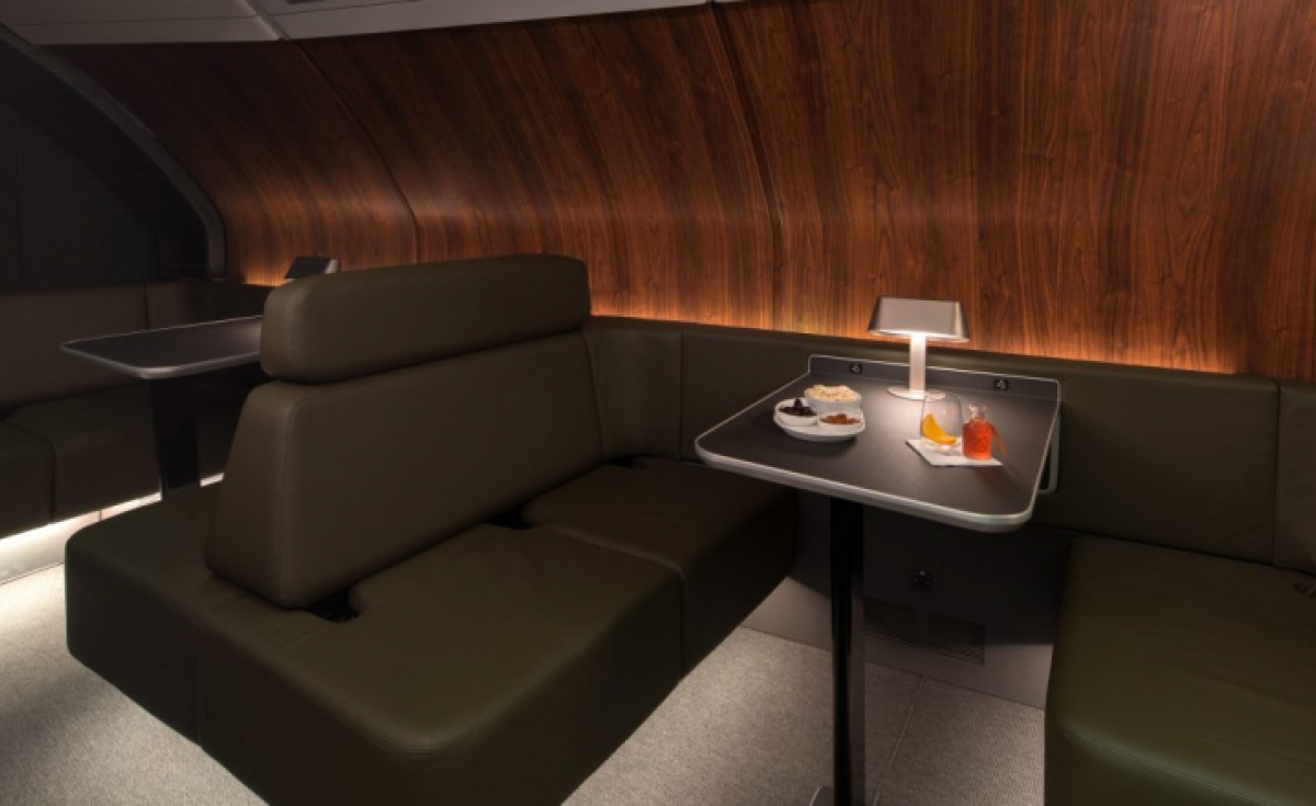 Qantas, First class, Business class, First and Business Class, A380