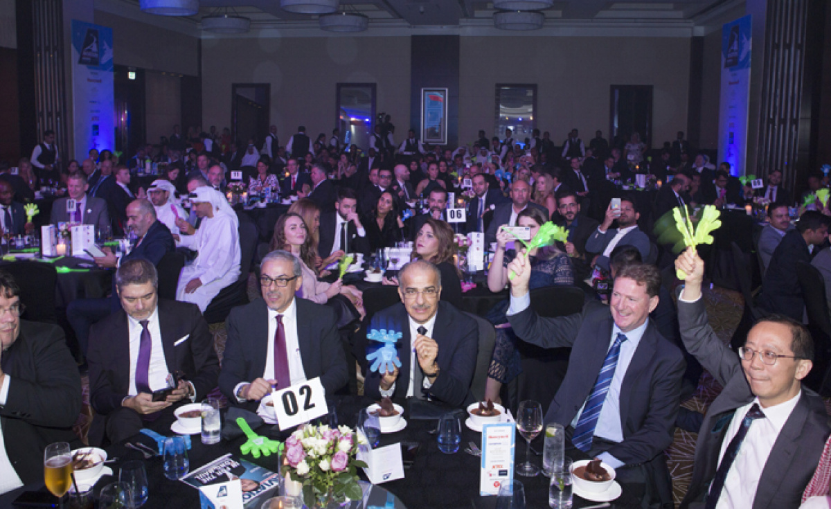 Aviation Business awards 2019 held at  Grosvenor house hotel