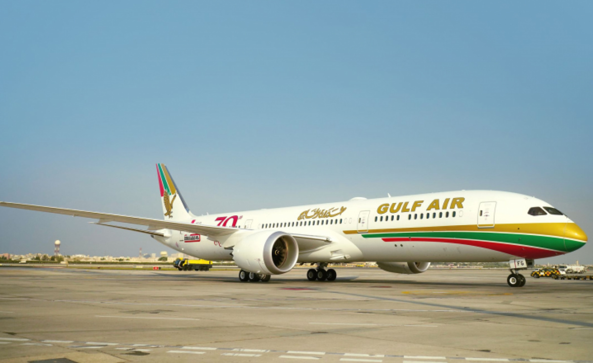 Gulf Air, Marketing, Boutique airline, 787 Dreamliner, 787-9, 787-9 Dreamliner