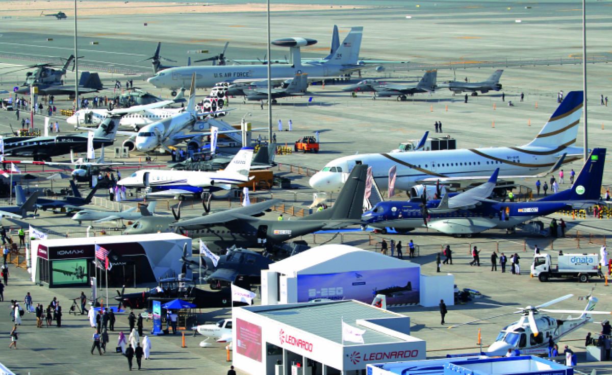 Dubai Airshow, Airshow, Emirates, The Helicopter Company