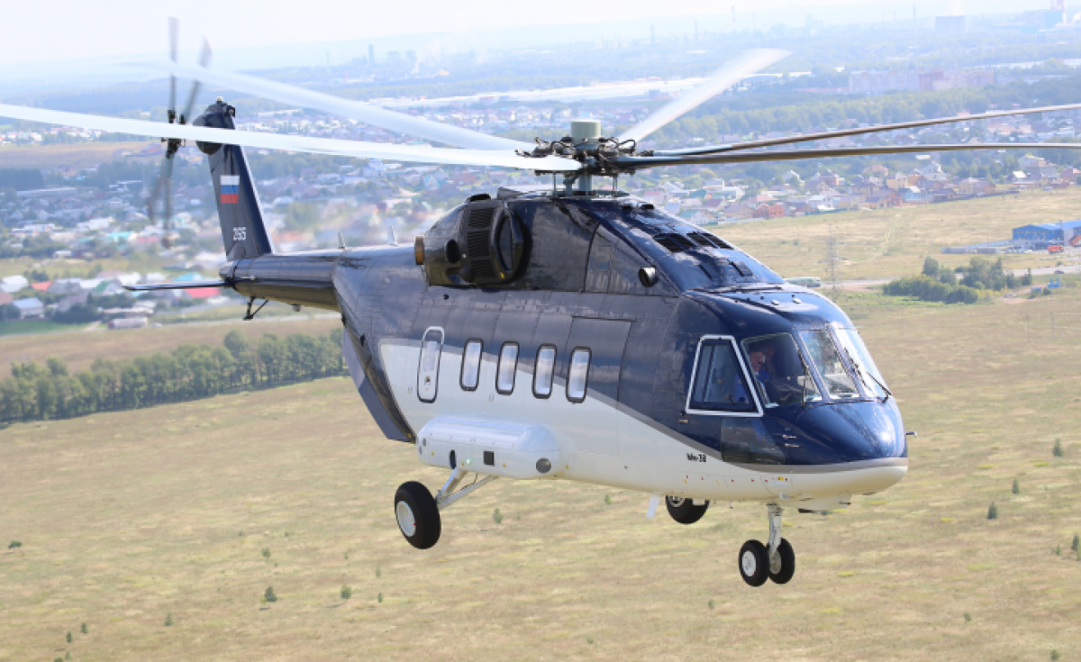 Mi-38, Helicopter, The Russian Helicopters Holding Company, Rostec State Corporation, Rostec