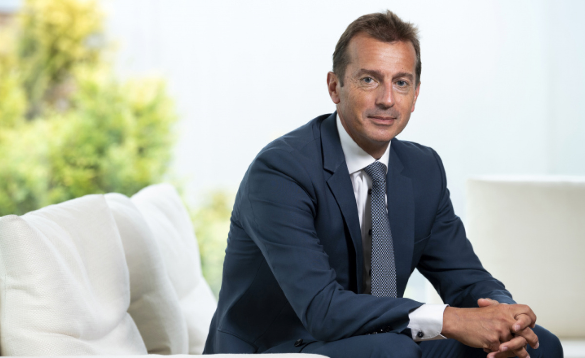 Guillaume Faury, CEO, Airbus.