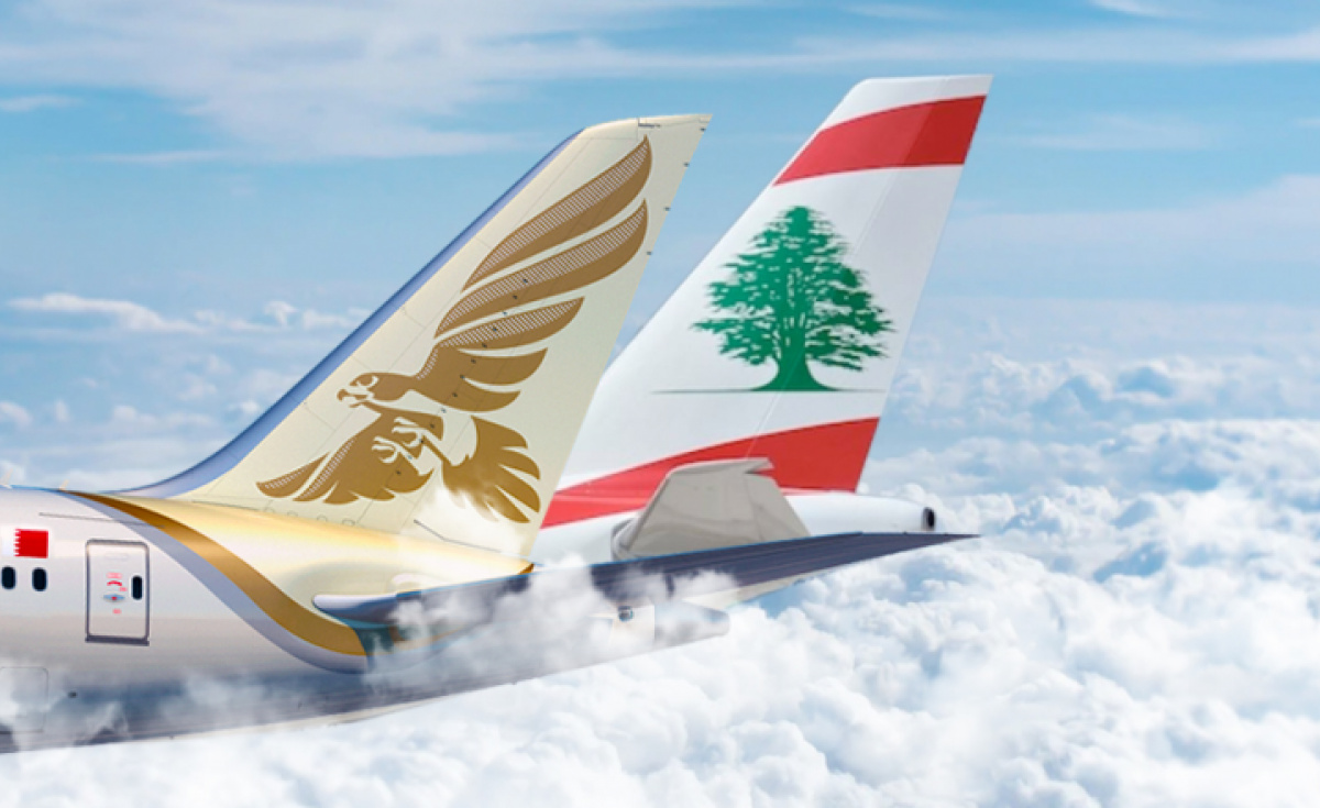 Gulf Air, Middle East Airlines, Air liban