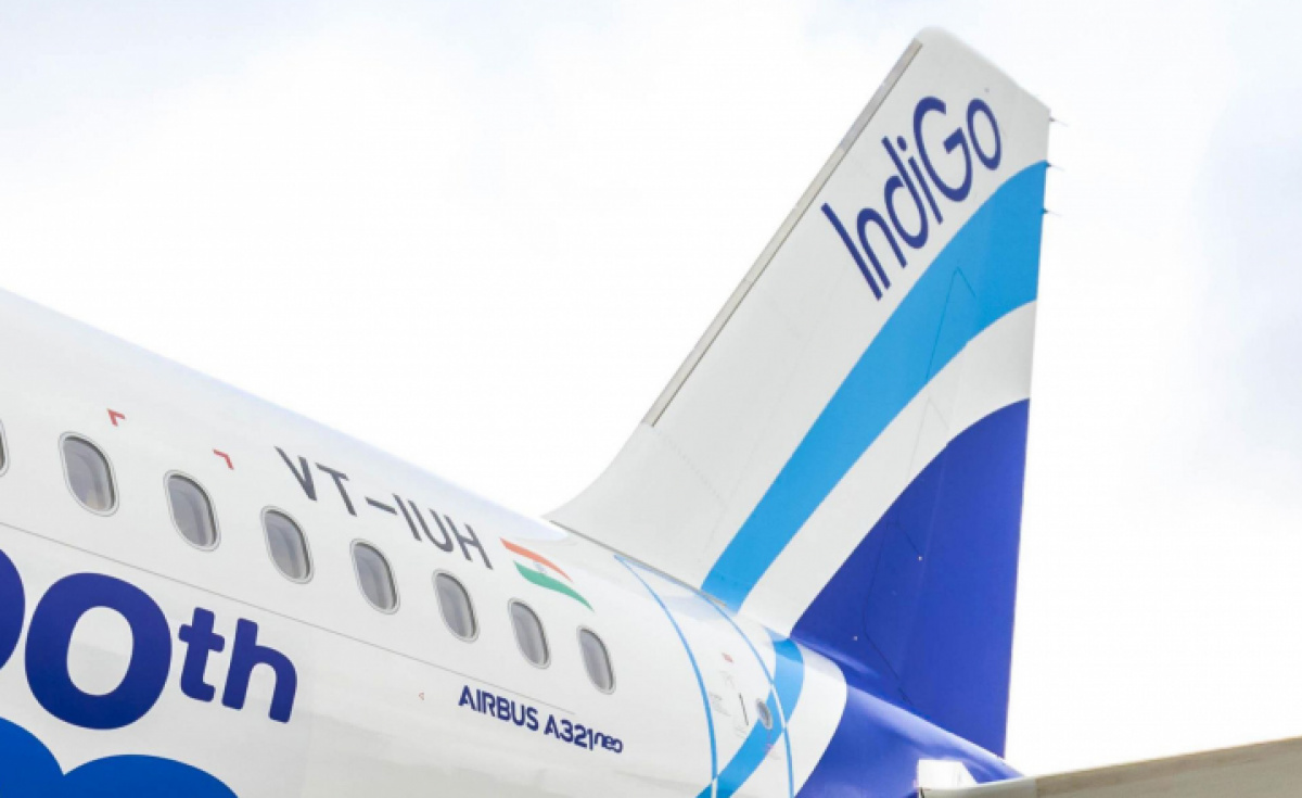 IndiGo recently received its 1,000th A320 from Airbus.
