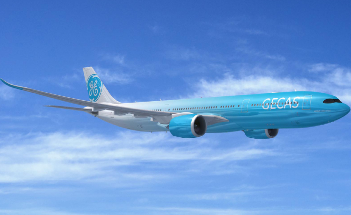 GECAS, General electric, Aircraft Leasing