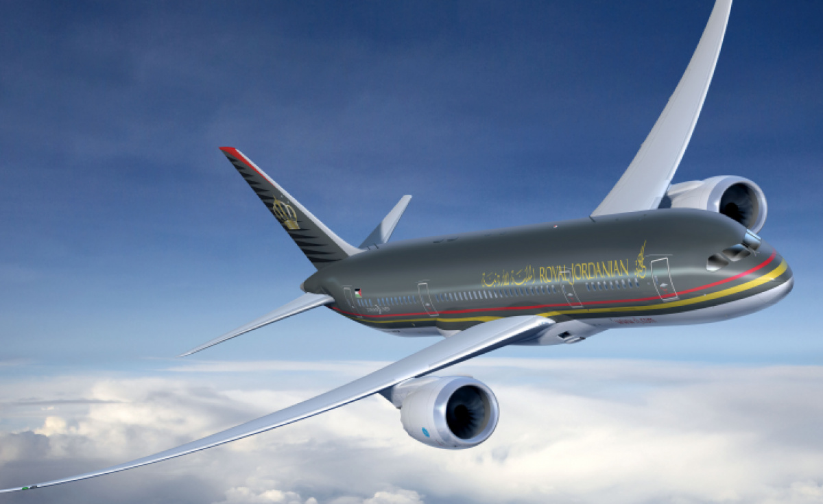 OAG Aviation, On-time performance, On-Time, MEA, Middle East Airlines, Royal Jordanian, Oman Air