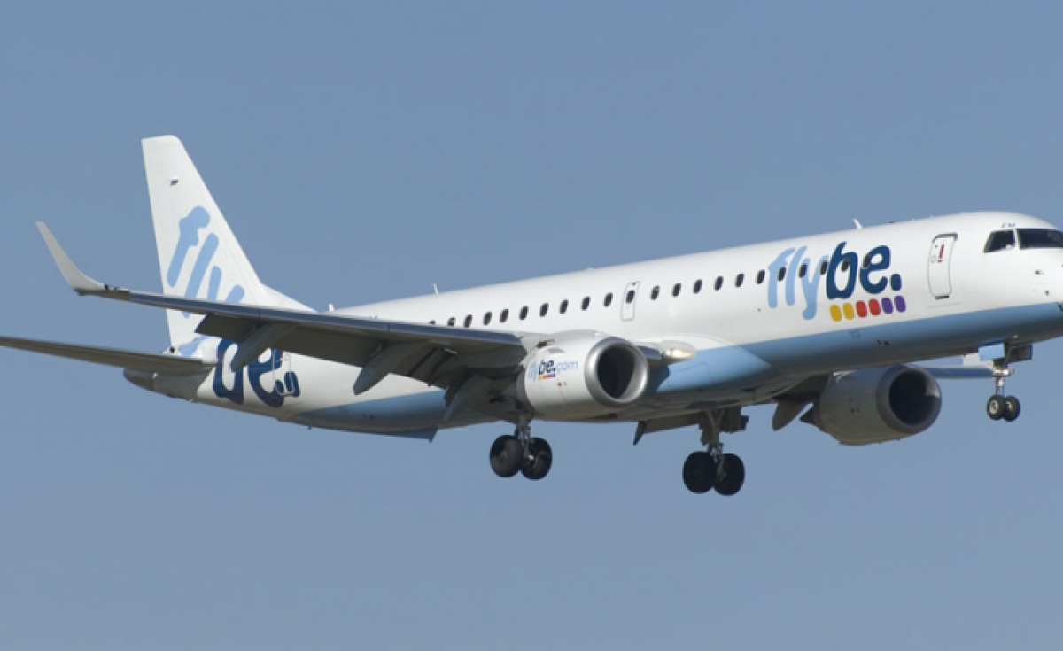 Flybe, Coronavirus, Connect Airways, Airline administration