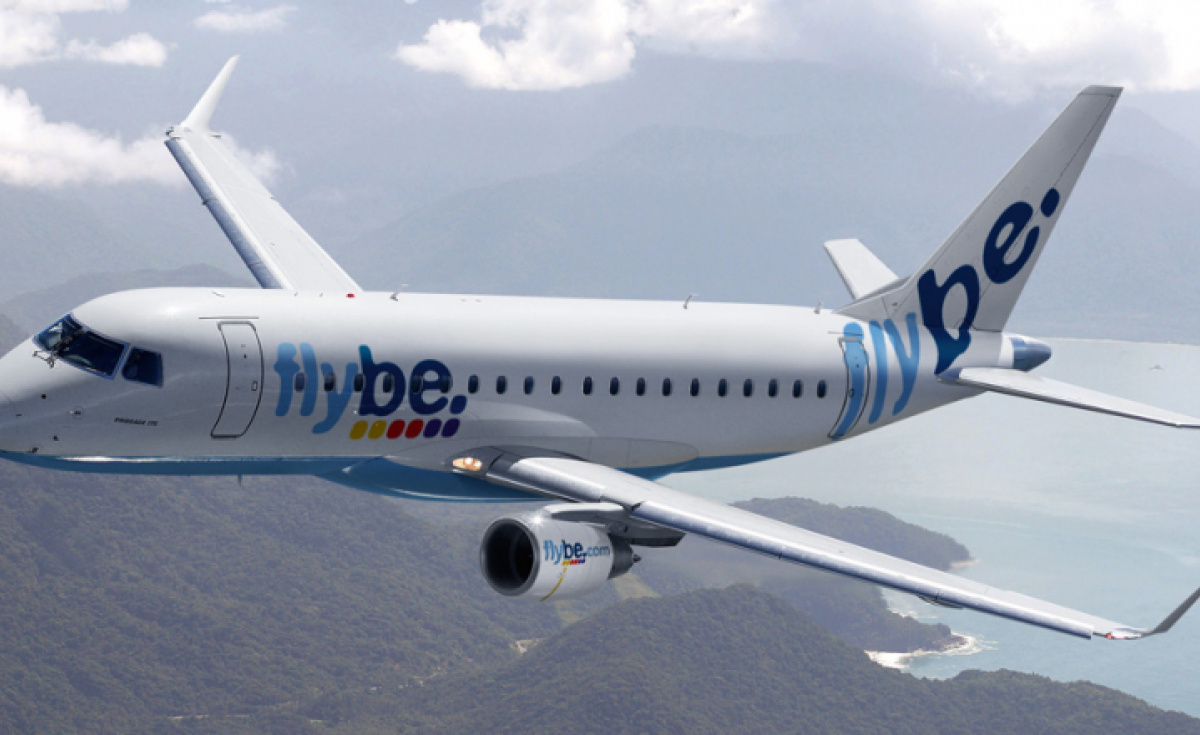 Flybe, Mark Anderson, Virgin Connect, Virign Atlantic, Connect Airways