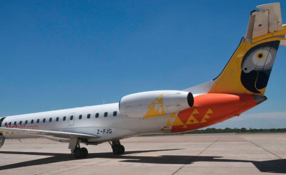 Fastjet, Solenta aviation