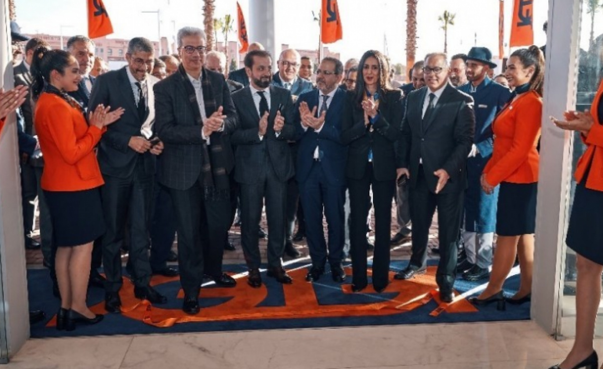 Jetex celebrated the event with a gala reception hosted at the new facility with the presence of Moroccan authorities.