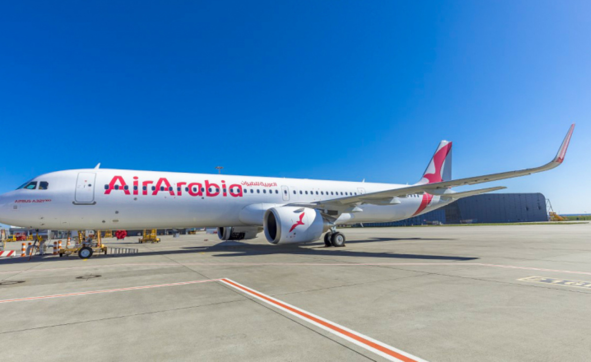 Air Arabia currently operates 55 aicraft but last year signed an order worth $14 billion for 120 A320 aircraft