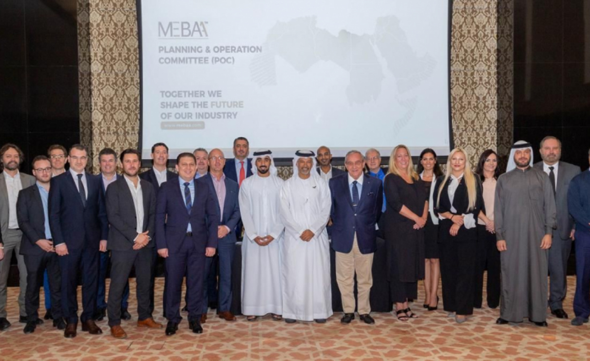 Business aviation, MEBAA, Private Aviation