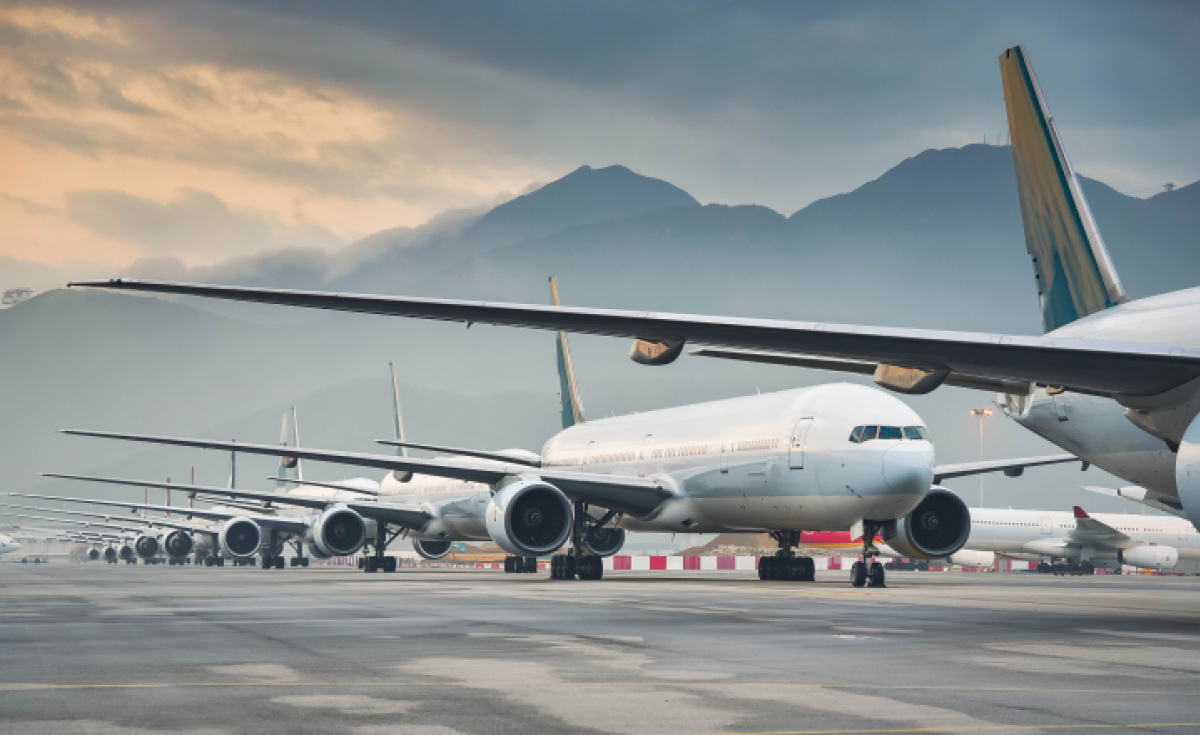 Airlines now owe $550 billion after receiving bailouts from governments during the coronavirus crisis.