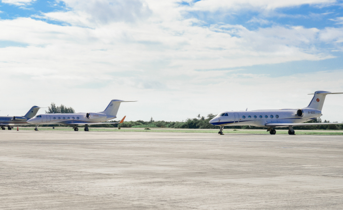 Business aviation, Private jet terminal, Private aviation india, Private jet india