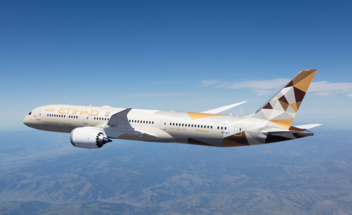 Etihad, Etihad  Airways