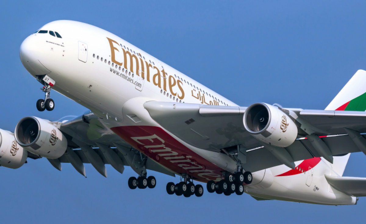 Emirates A380, Airbus A380
