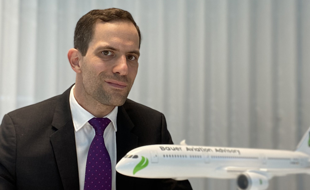 Linus Bauer is managing director of Bauer Aviation Advisory.
